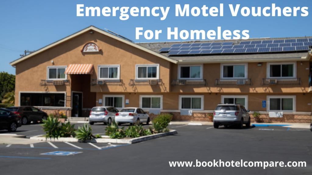 Emergency Motel Vouchers For Homeless