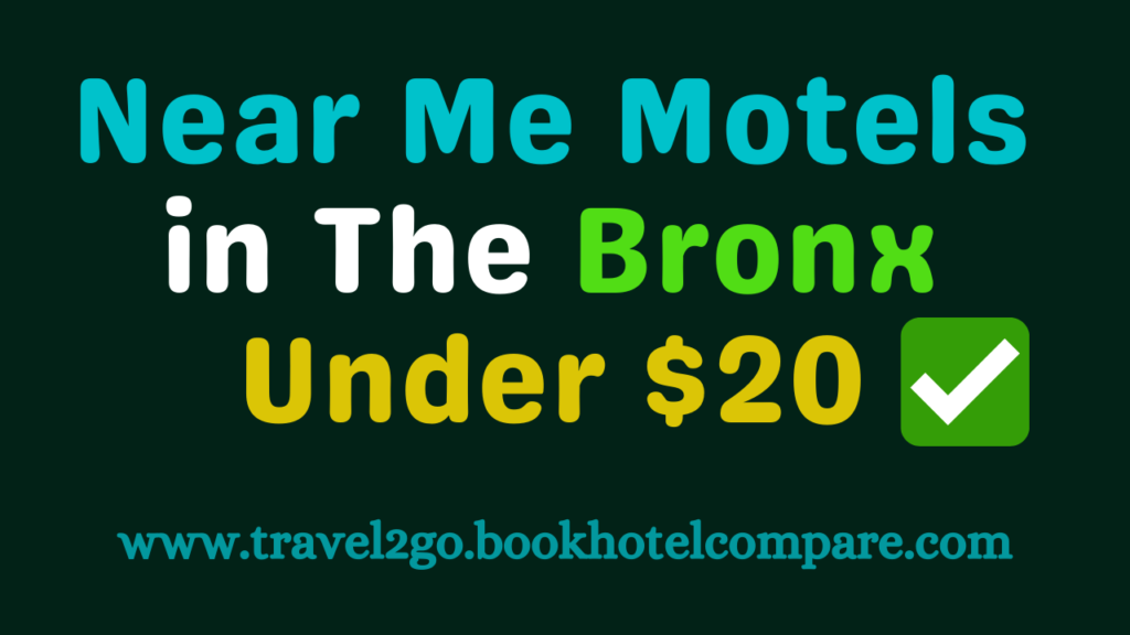 Motels in The Bronx