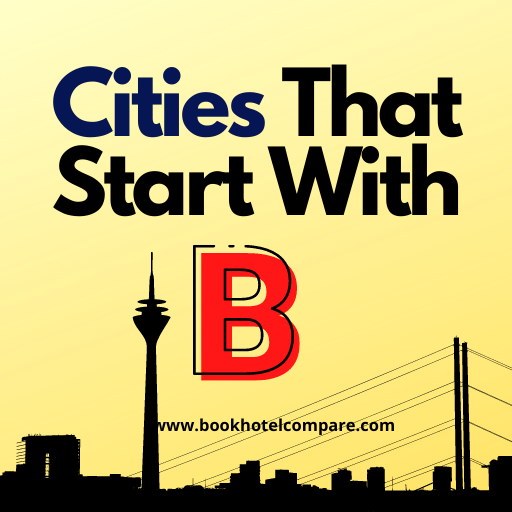 Cities That Start With B